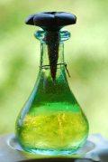 flacon huile