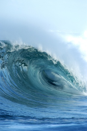 hollow wave