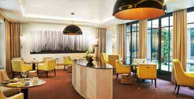 Restaurant Le Baudelaire - Burgundy Paris 2 - copie