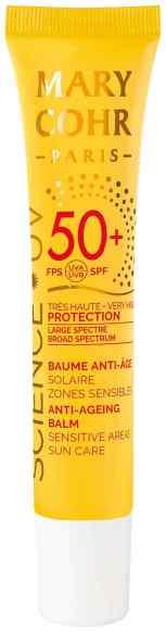 Baume Anti Age Solaire SPF50+ - copie