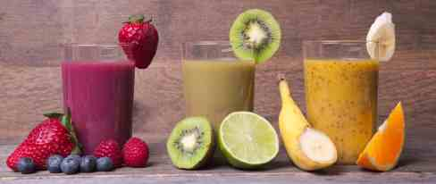 Gesunde Ernährung, Smoothies